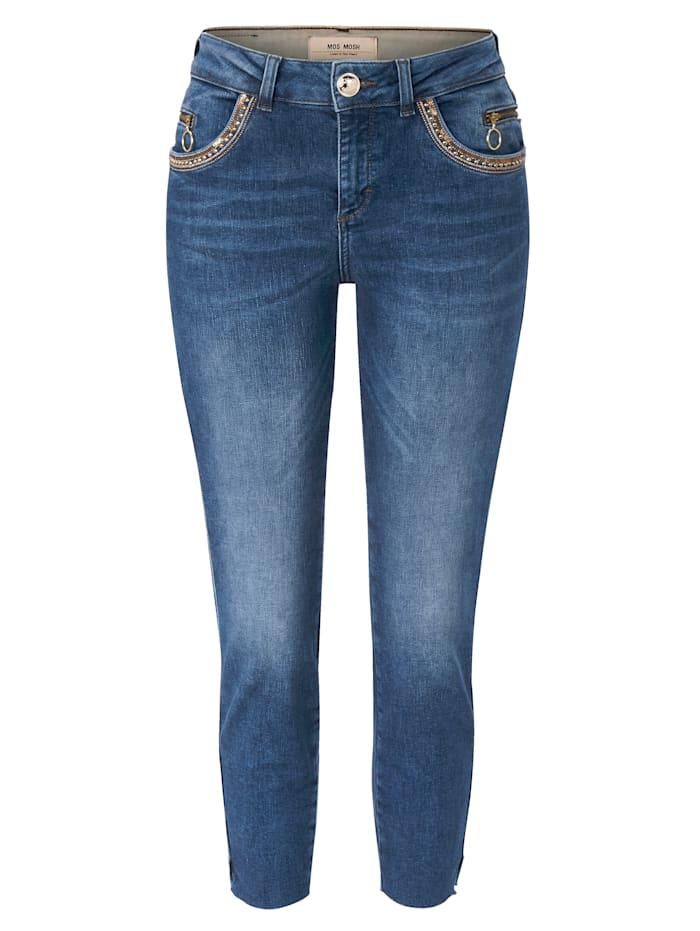 MOS MOSH Jeans, Jeansblau