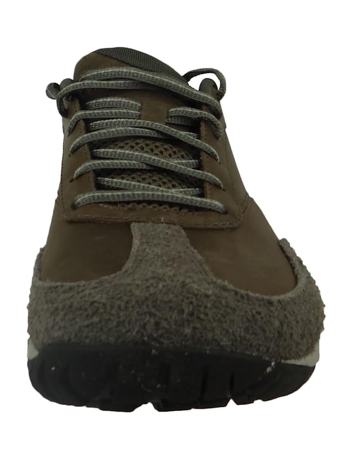 Trail Glove 5 LTR J066203 Herren Leder Squall Braun Trail Running Barefoot Run