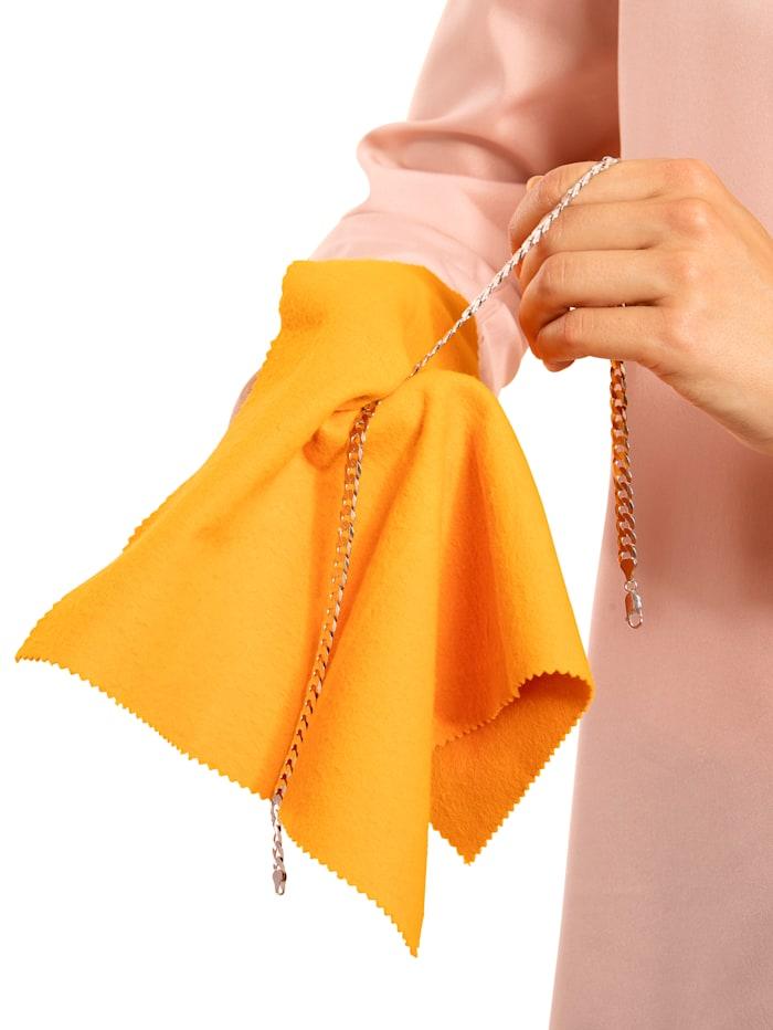 Putsduk för klockor och smycken