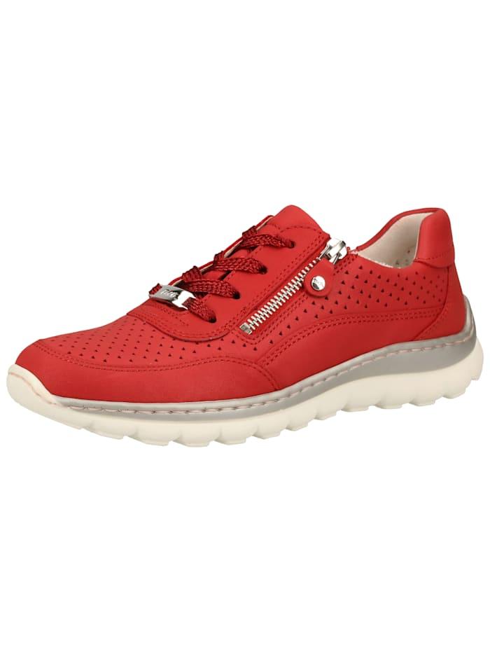 Ara Ara Sneaker, Rot
