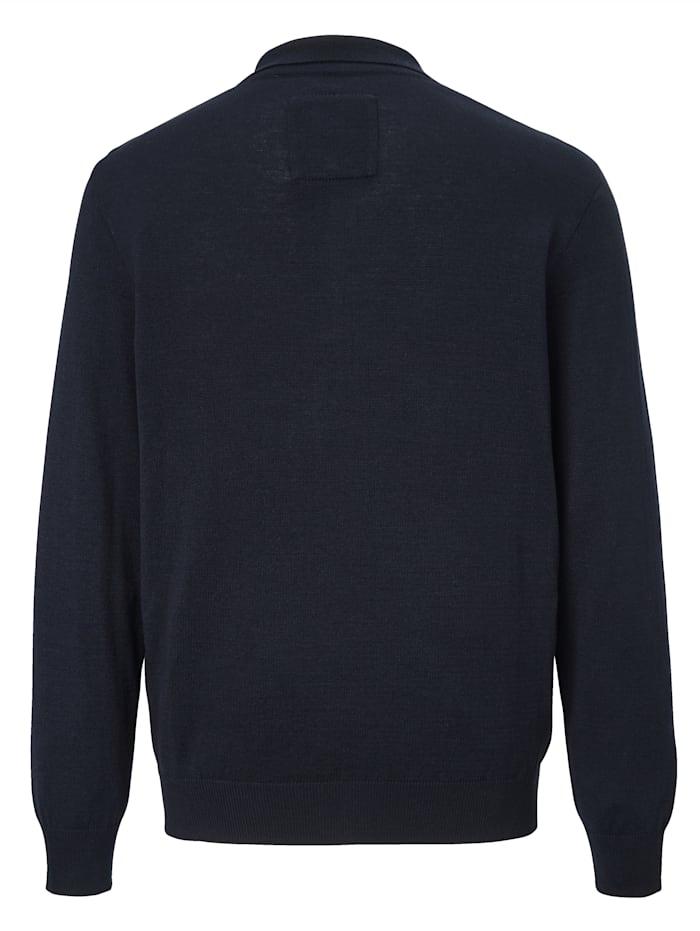 Pullover in pflegeleichter Qualität