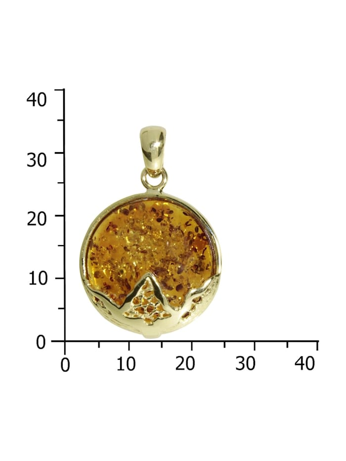 Anhänger - Verna - Gold 333/000 -