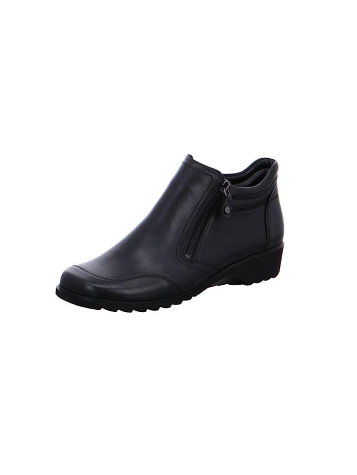 Ara Damen Stiefelette in schwarz, schwarz