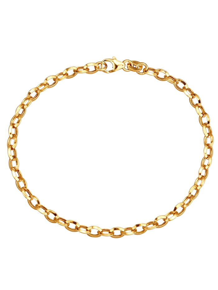 Ankerarmband in Gelbgold 375
