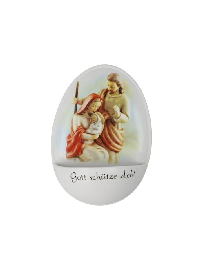 Goebel Goebel Weihwasserkessel Heilige Familie, Bunt