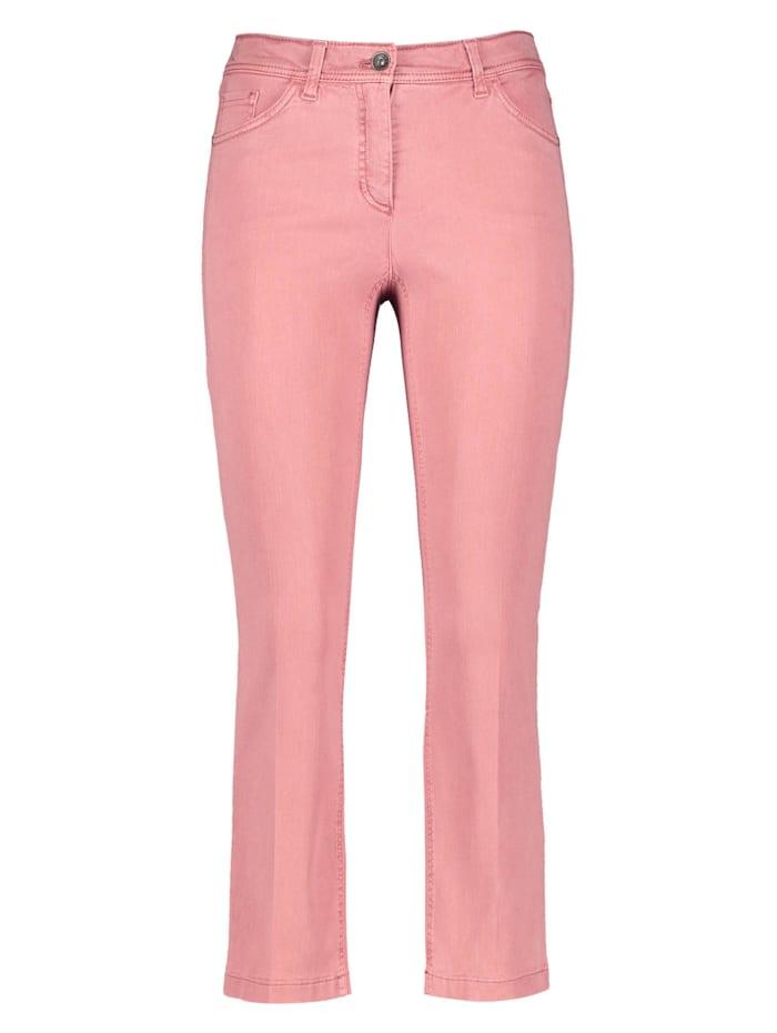 Gerry Weber 5-Pocket Jeans Kick Flare, Mineral Red