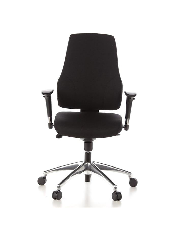 hjh OFFICE Profi Bürostuhl PRO-TEC 200, Schwarz