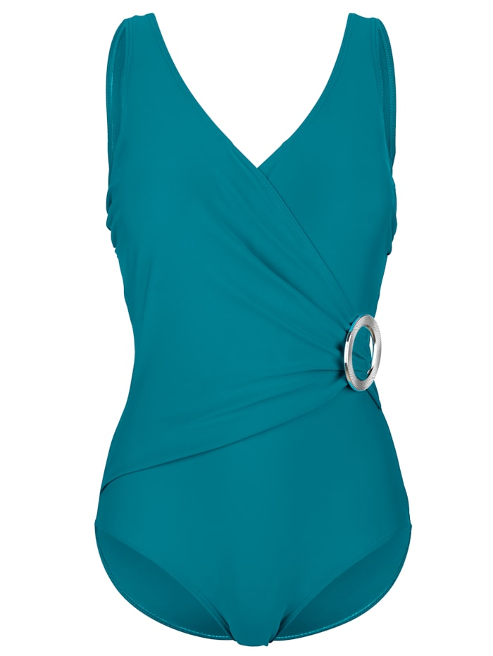 Maritim Swimsuit Very versatile, Emerald