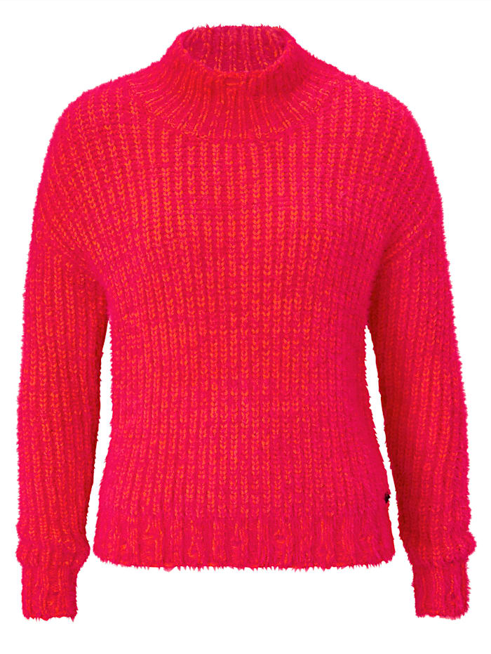 REPLAY Pullover, Rot