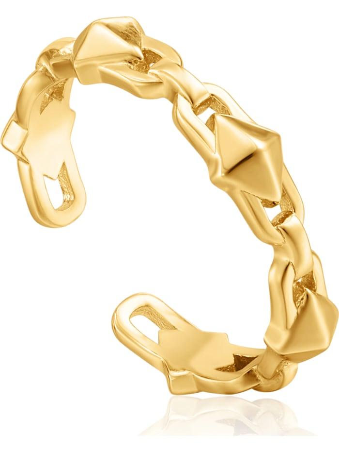 Ania Haie Ania Haie Damen-Damenring 925er Silber, gold
