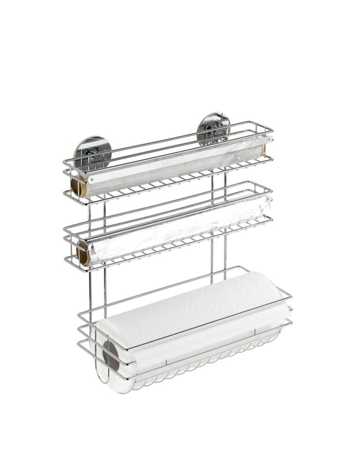 Turbo-Loc® Küchenrollenhalter Trio, Befestigen ohne bohren