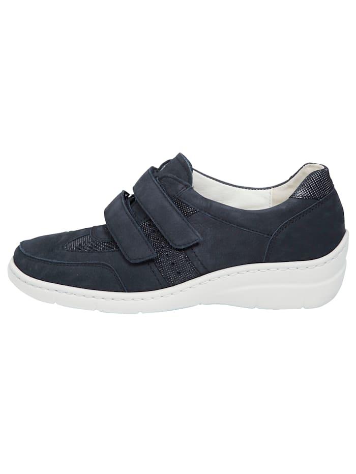 Klittenbandschoen met Proaktiv voetbed