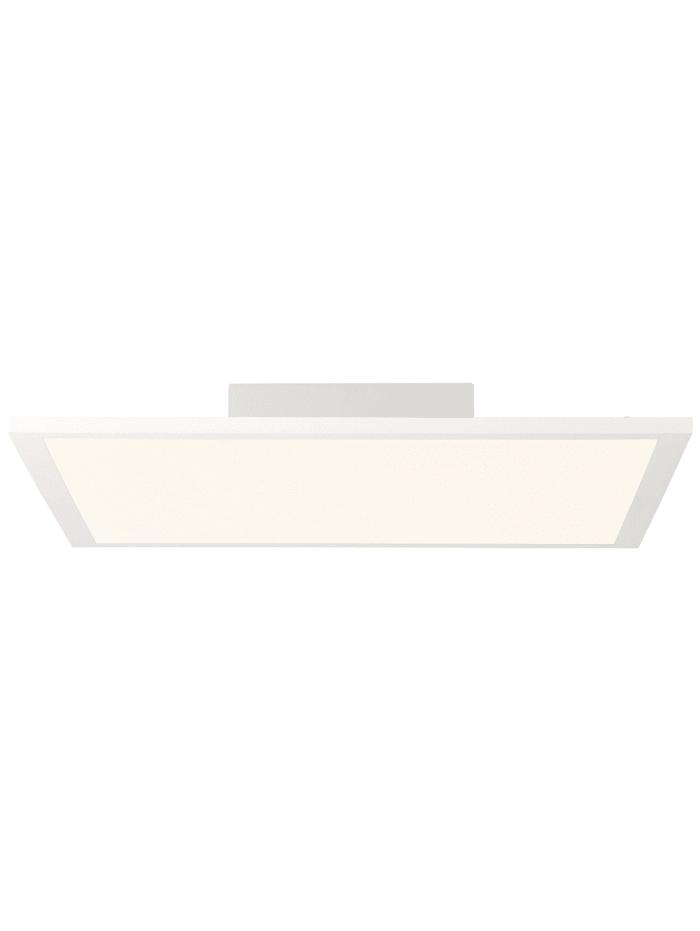 Brilliant Buffi LED Deckenaufbau-Paneel 40x40cm weiß, weiß