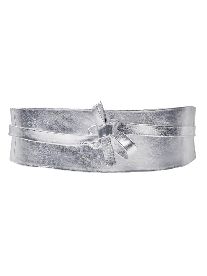 SIENNA Bindegürtel, Silber