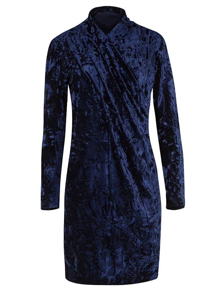 Cybèle Damen Nachthemd, Nachtblau