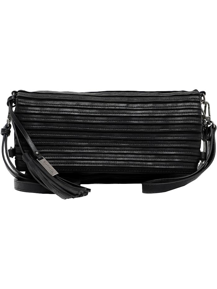 Tamaris Carina Clutch Tasche 27 cm, black