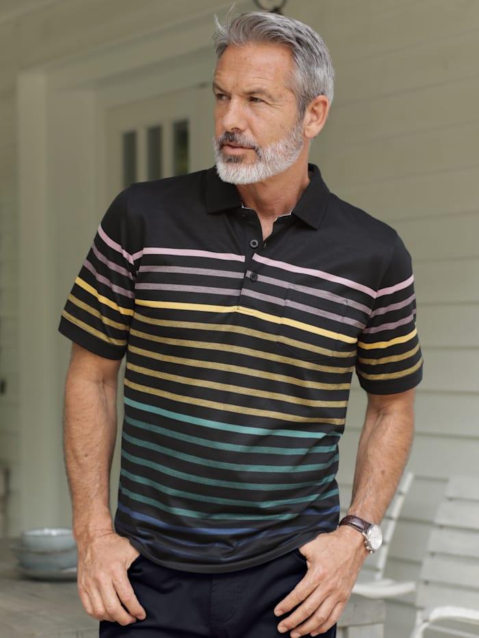 BABISTA Poloshirt mit besonderen Materialeigenschaften, Multicolor
