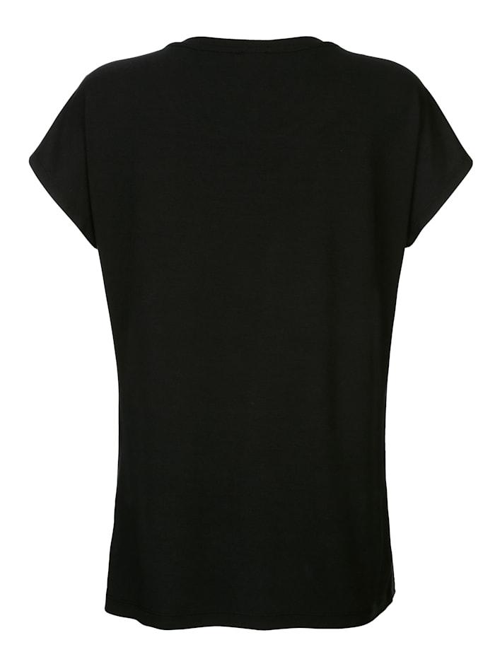 Shirt met bloemmotieven