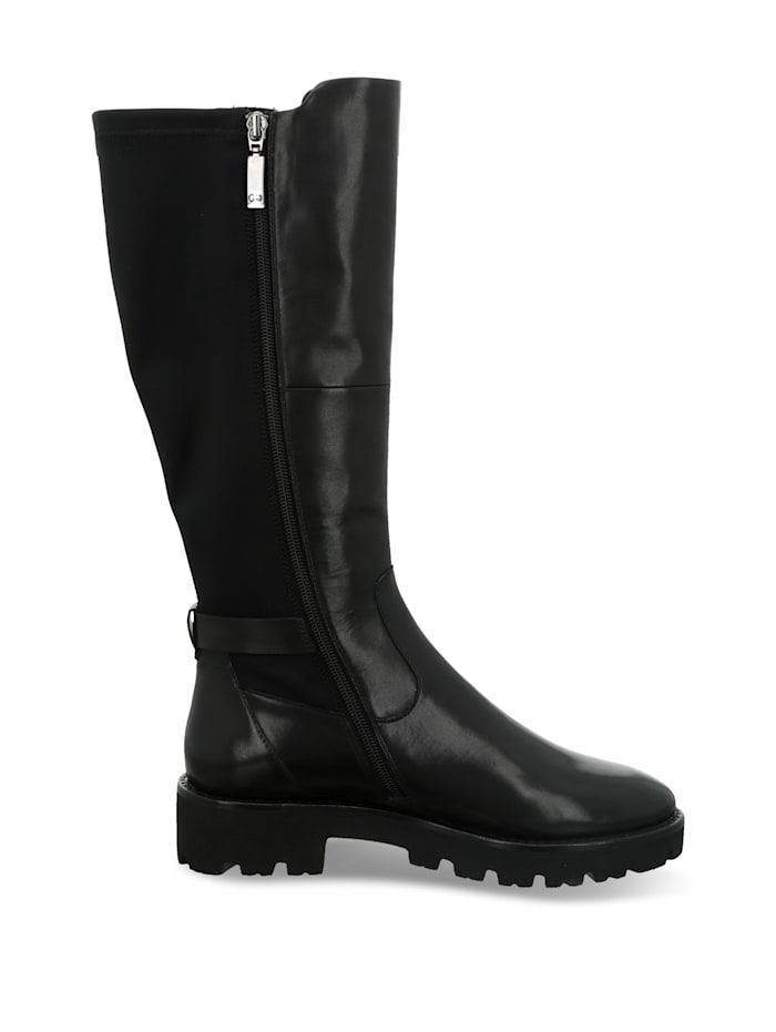 Damen-Stiefel Sena 2 36, schwarz