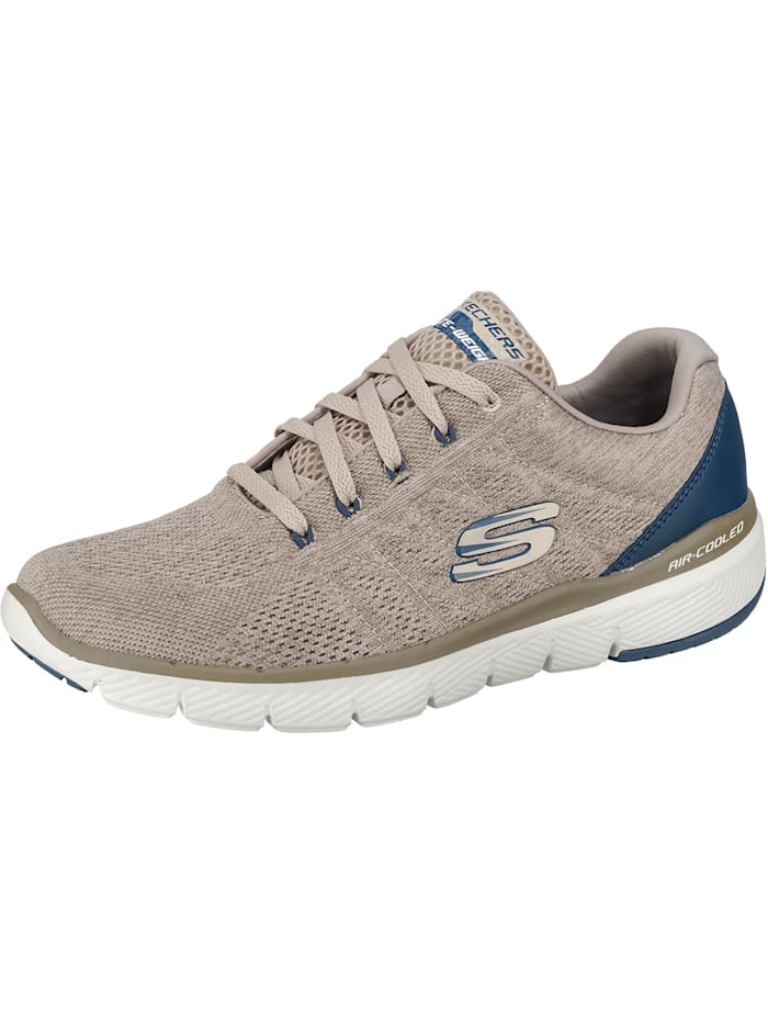 Skechers Flex Advantage 3.0 - Stally Sneakers Low, taupe