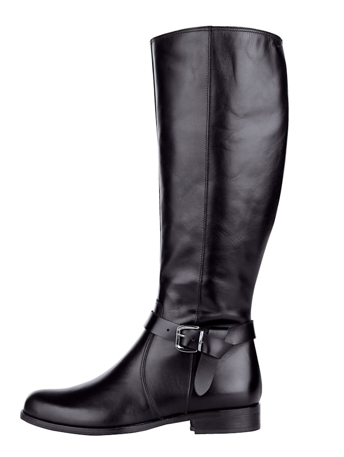 Boots Made of high-quality nappa leather