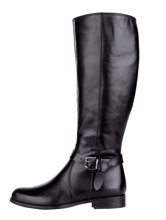 Stiefel aus hochwertigem Nappaleder