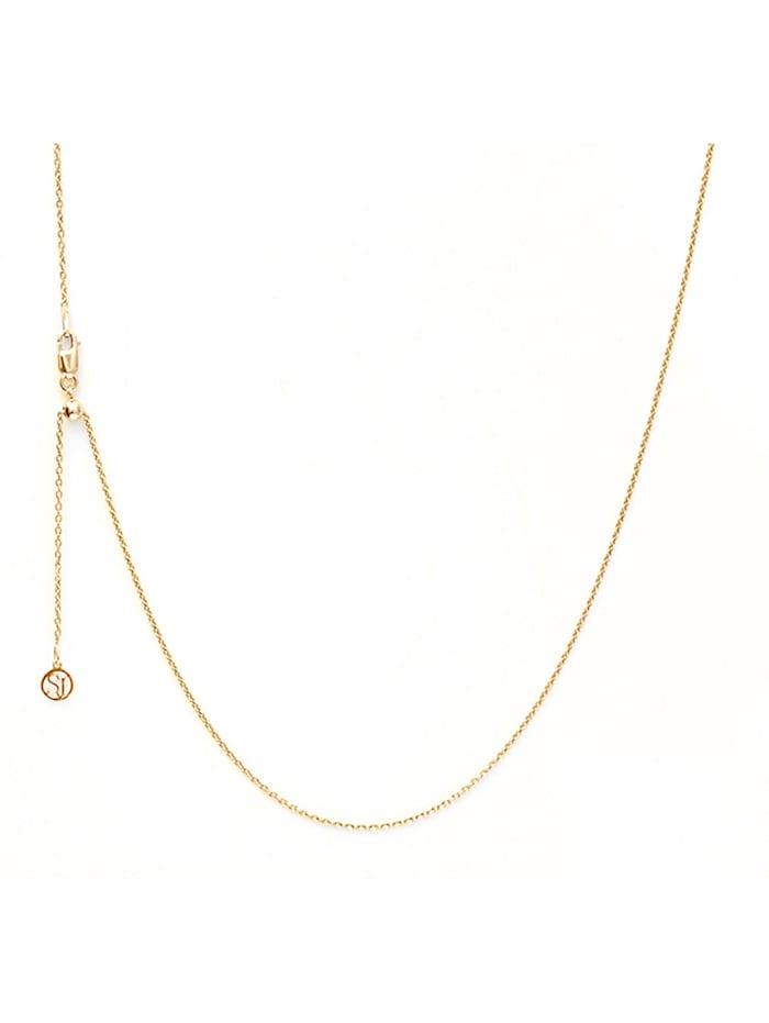 Sif Jakobs Sif Jakobs Jewellery Damen-Kette 925er Silber, Gelbgold