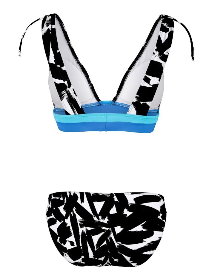Bikini forme bustier