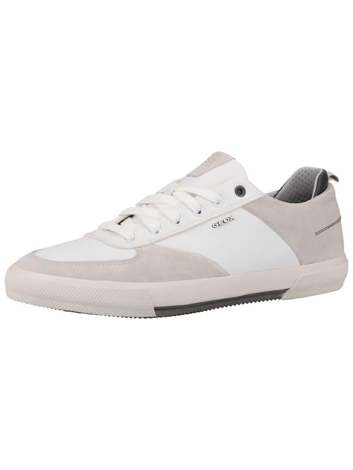 Geox Geox Sneaker, Weiß/Beige