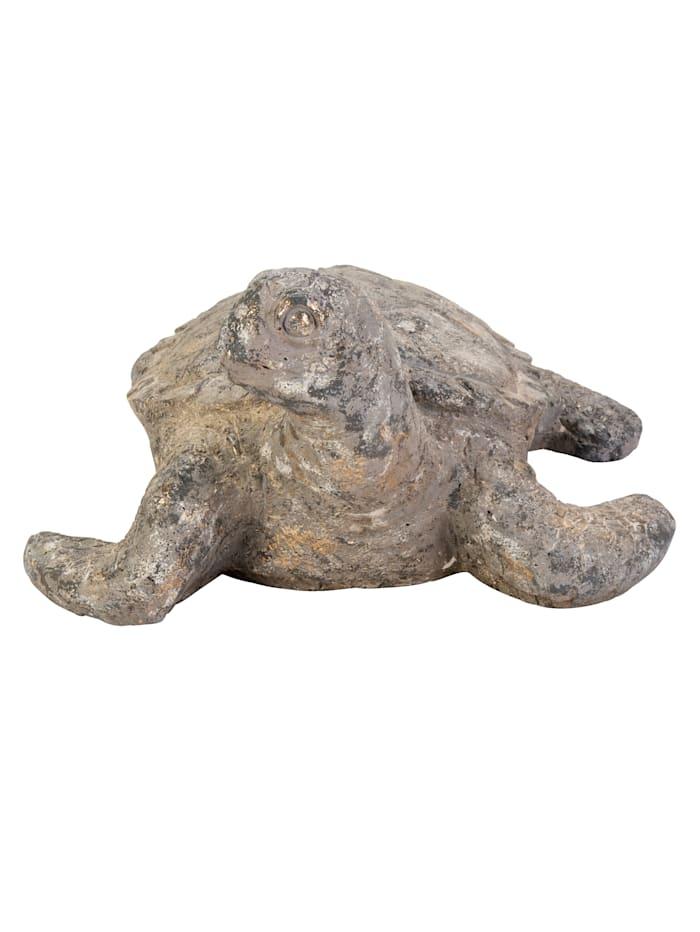 IMPRESSIONEN living Outdoor-Schildkröte, grau