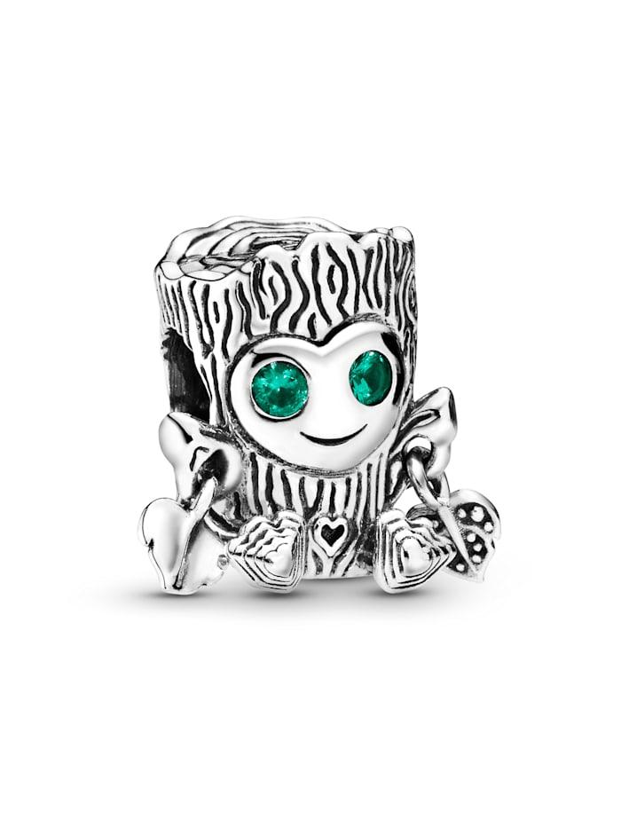 Pandora Charm -Süßes Baummonster- 798260NRG, Silberfarben