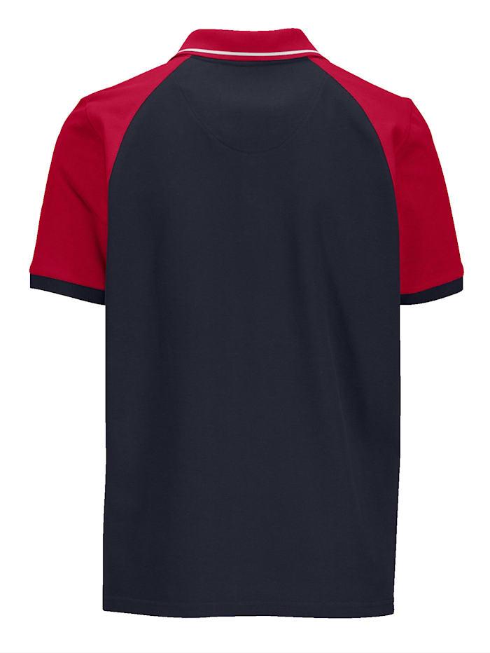 Poloshirt aus Piqué-Qualität