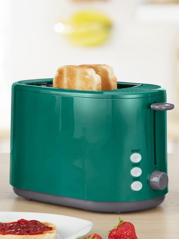 efbe-Schott Grille-pain automatique SC TO 1080.1, vert, vert