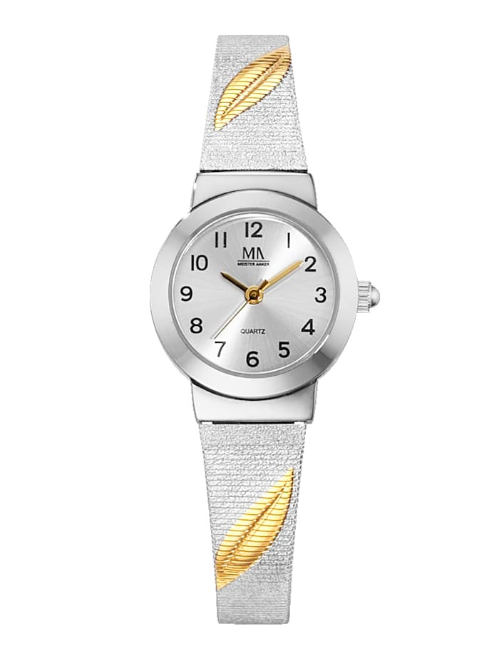 Meister Anker Dámske hodinky, Strieborná