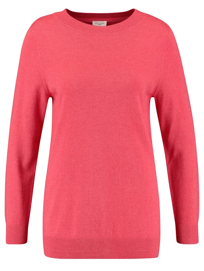 Gerry Weber Pullover mit Wolle, Bright Coral