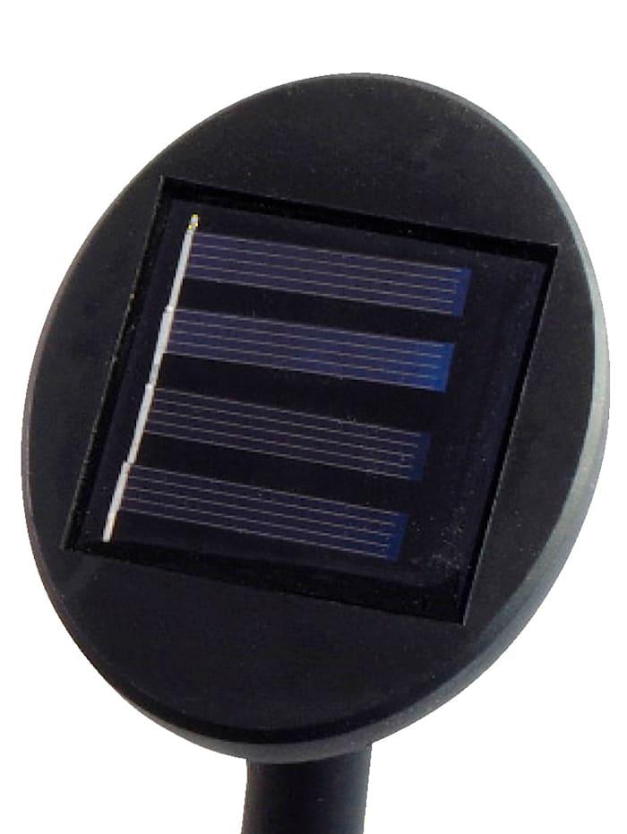 HSP Hanseshopping Aurinkokennolla toimiva LED-valaistus, Monivärinen
