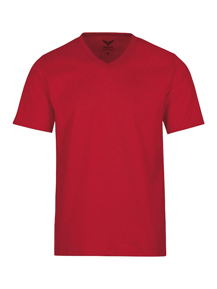 Damen V-Shirt DELUXE