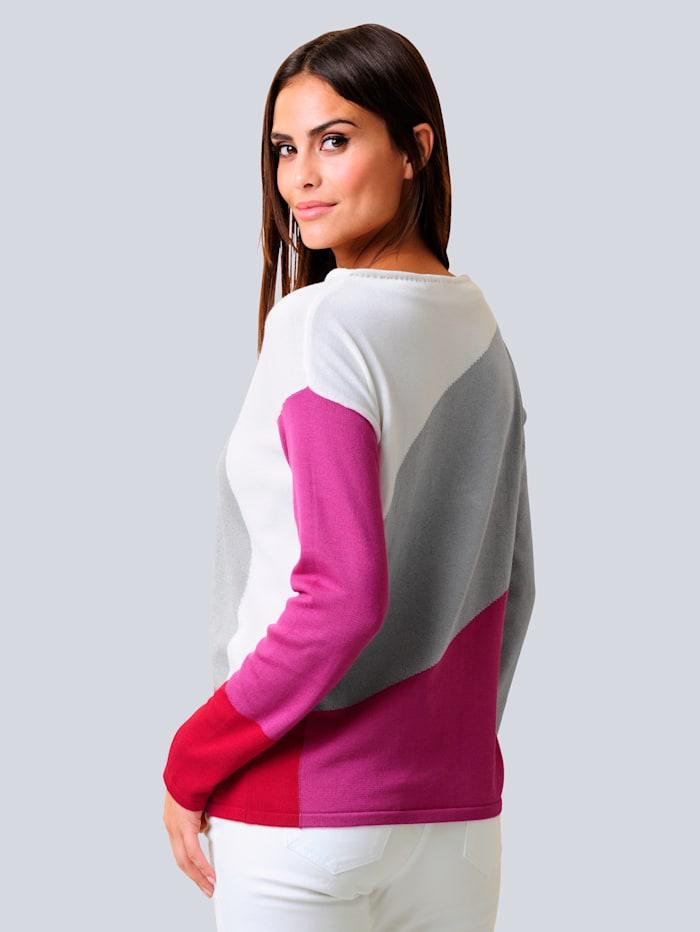 Pullover in tollen Farben
