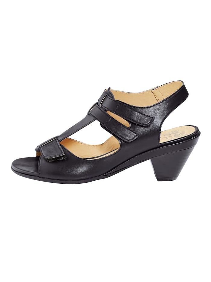 Sandale mit komfortablem Einschlupf