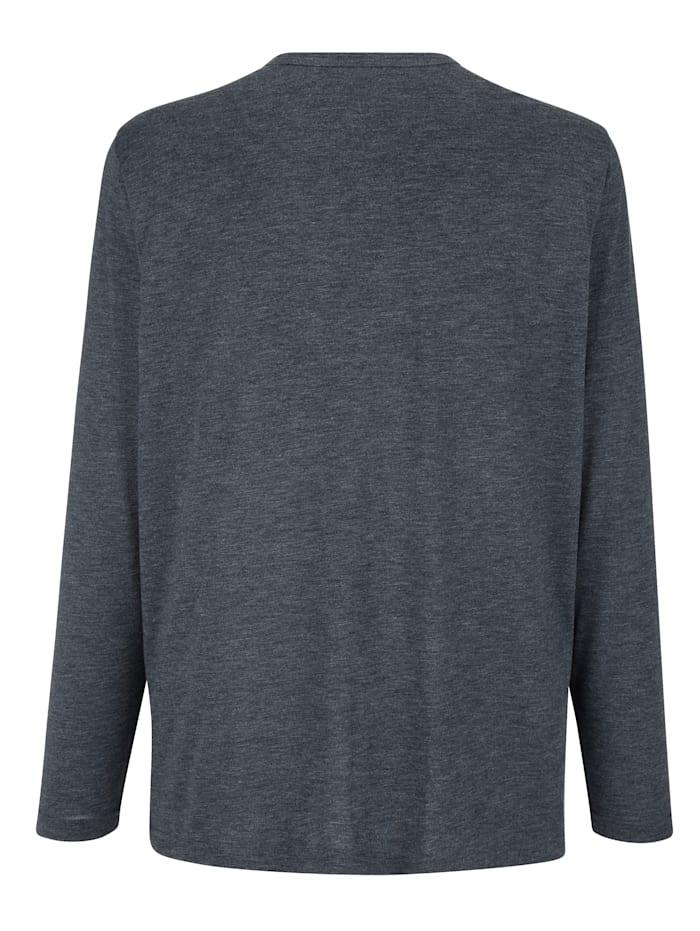 Shirt met knoopsluiting