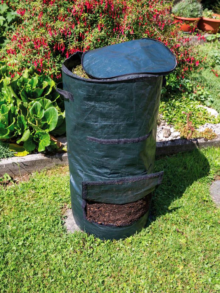 UBTC Instant Composteerder, zwart