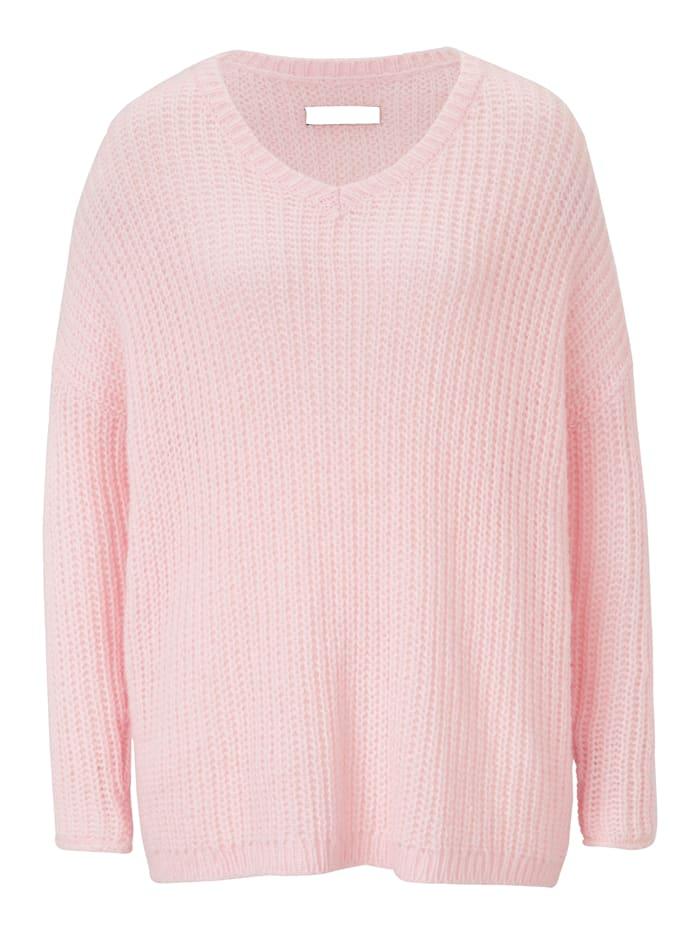 STEFFEN SCHRAUT Pullover, Rosé
