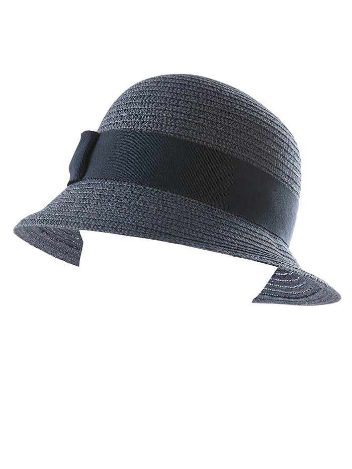 Mayser Chapeau Nanni - avec large bord, Marine