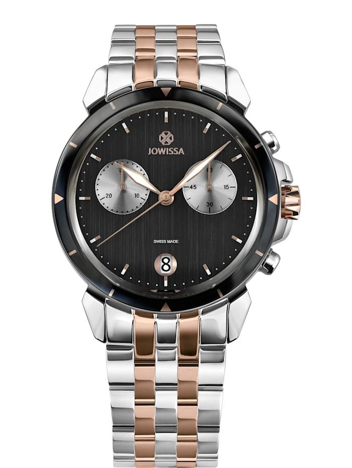 Jowissa Quarzuhr LeWy 6 Swiss Men's Watch, rosa