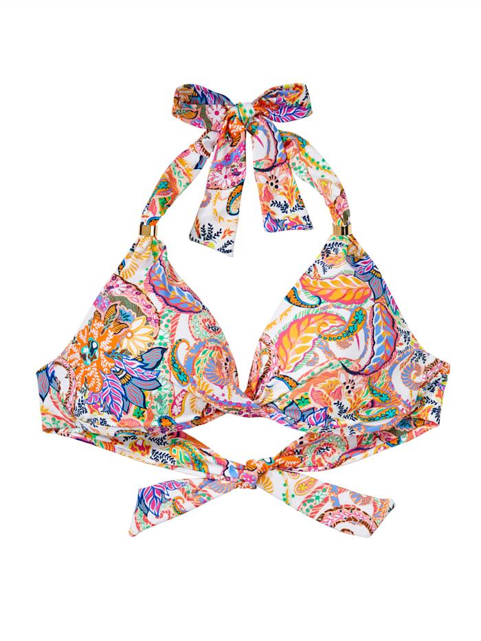 LAUREN Ralph Lauren Bikinitop, Multicolor