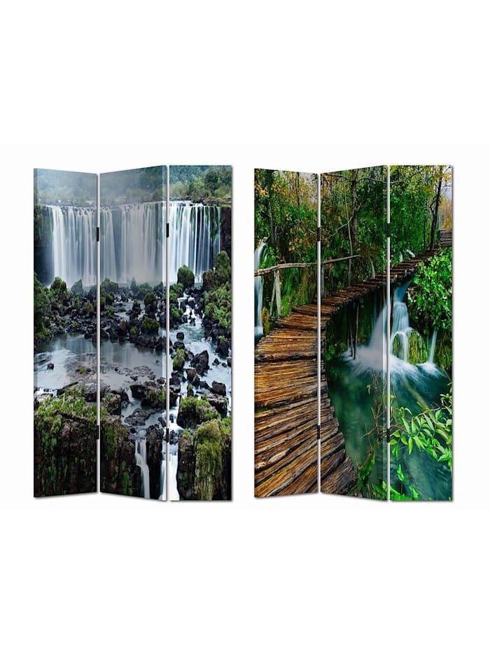 Paravent Wasserfall