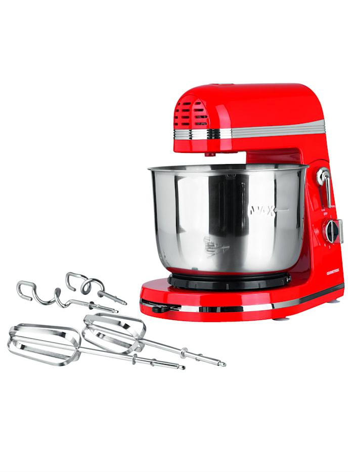 GOURMETmaxx GOURMETmaxx Küchenmaschine, Rot