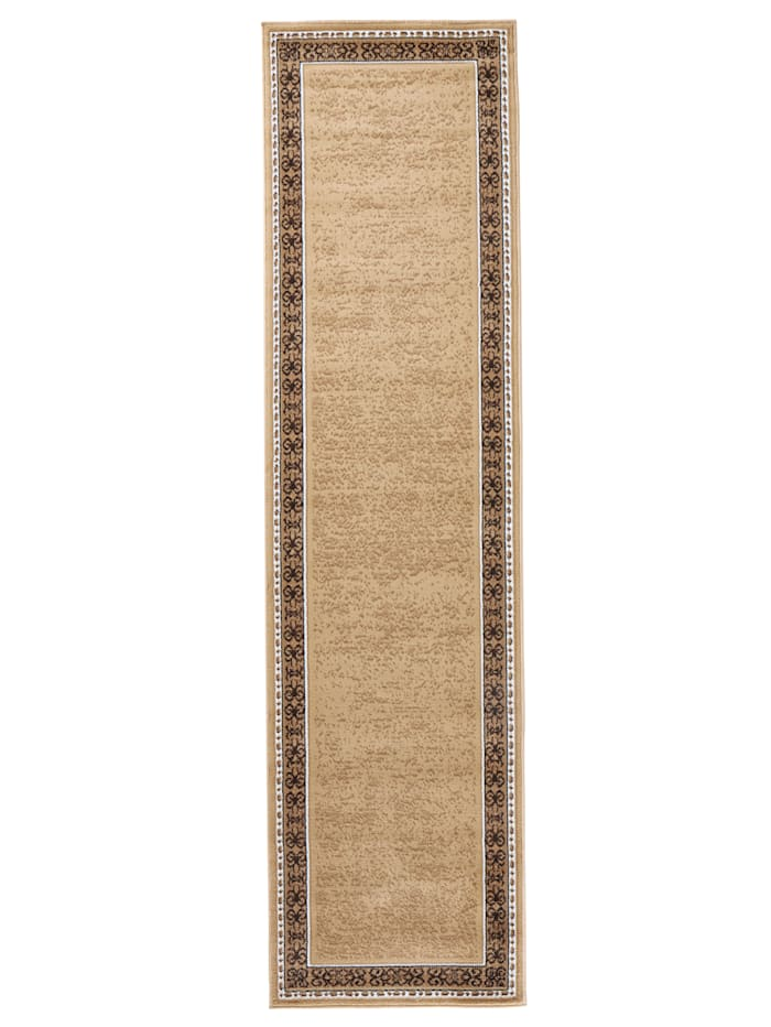 Webschatz Tkaný koberec Linus, Prírodná biela