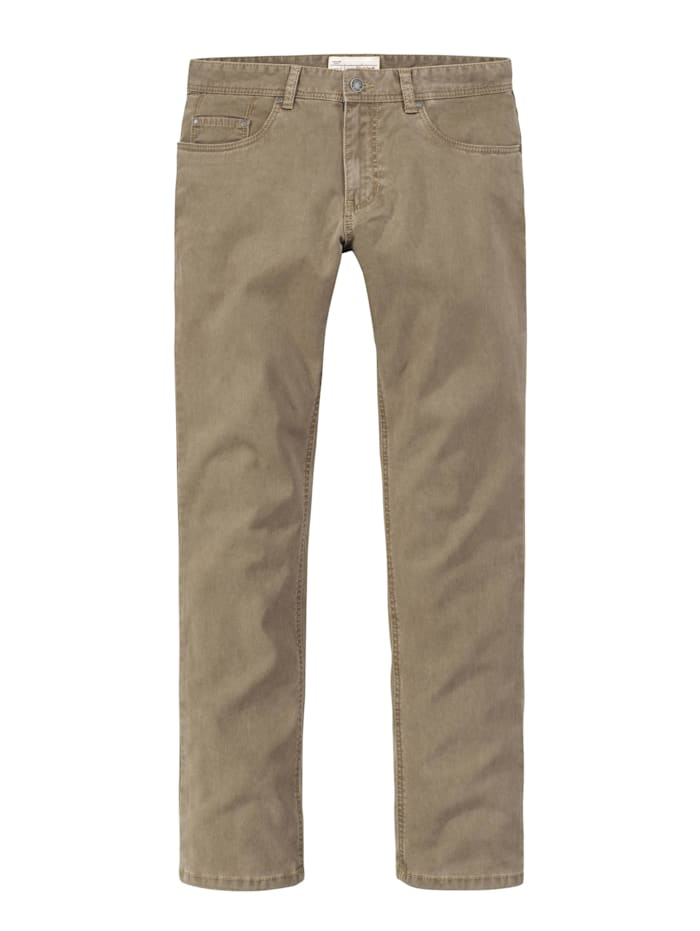 Redpoint Must Have Stretch 5-Pocket Barrie, camel