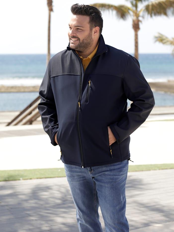 Vettähylkivä softshell-takki